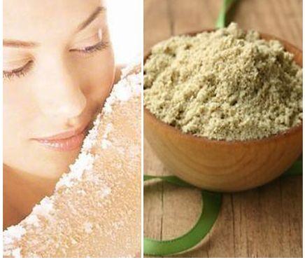 Cách trị nám da từ cám gạo