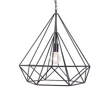 """Lampa wisząca """"Ontario I"""", wys. 49, Ø 51 cm"""
