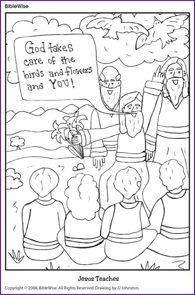 102 Best Images About Sunday School Coloring Sheets On