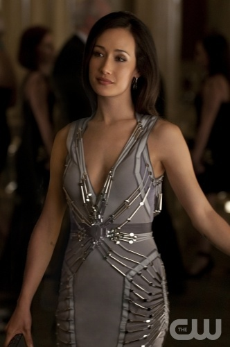 "NIKITA ""Pilot"" Pictured: Maggie Q as Nikita Photo Credit: Ben Mark Holzberg/The CW ©2010 The CW Network, LLC. All rights reserved.NIKITA"