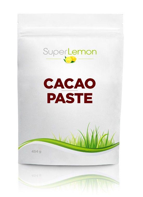 SuperLemon.fi | Superfoodit | SuperLemon Cacao Paste 454 g | Halpa raakakaakaomassa