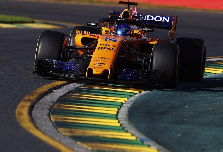 GP Australia, Alonso ottimista: McLaren ha 'enorme potenziale'