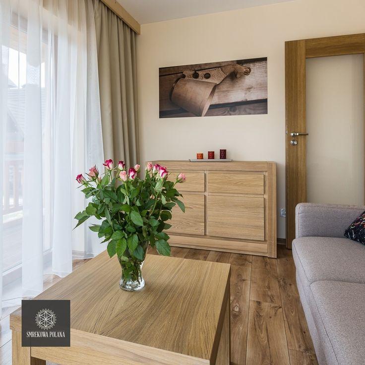 Apartament Śnieżny - zapraszamy! #poland #polska #malopolska #zakopane #resort #apartamenty #apartamentos #noclegi #livingroom #salon