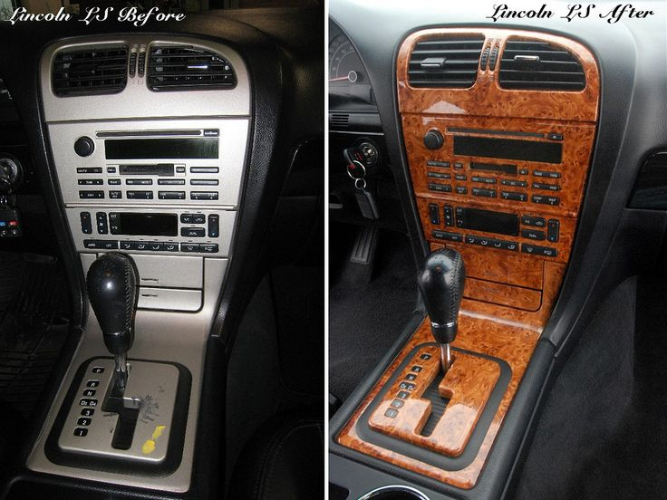 Lincoln LS Hydrographics | Flickr - Photo Sharing!