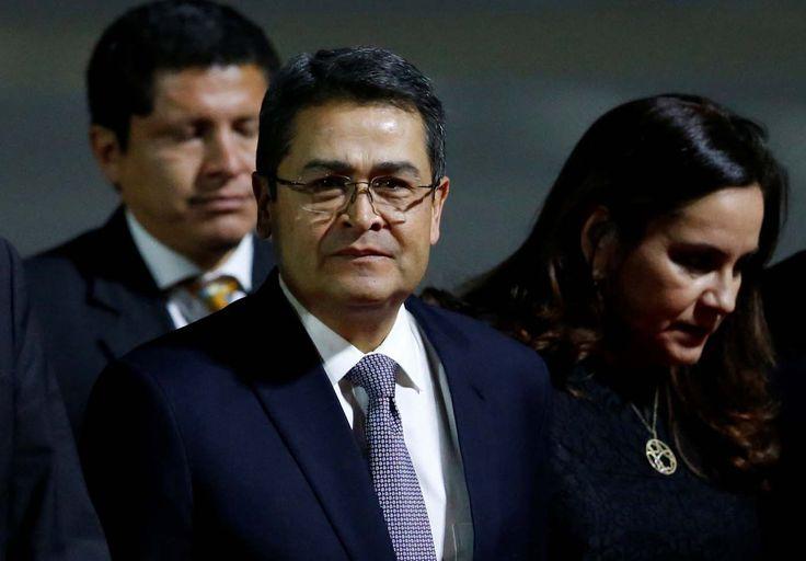 Gobierno de Honduras insta a convocar elecciones en Venezuela como solución a la crisis - http://wp.me/p7GFvM-HEQ