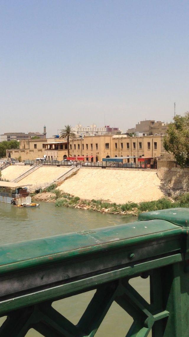 Bridge over Tirgris river