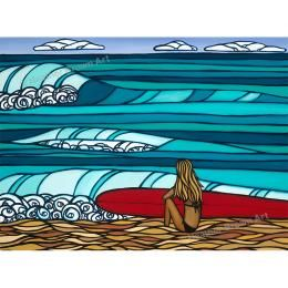 Heather Brown Surf Girl サーフ ガール
