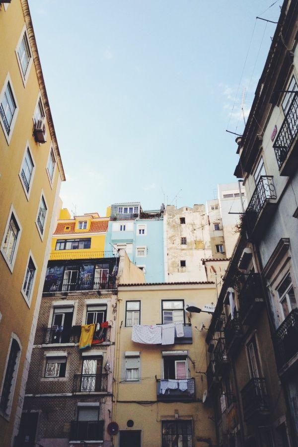 Lisbon. | joshsczebel | VSCO Grid™