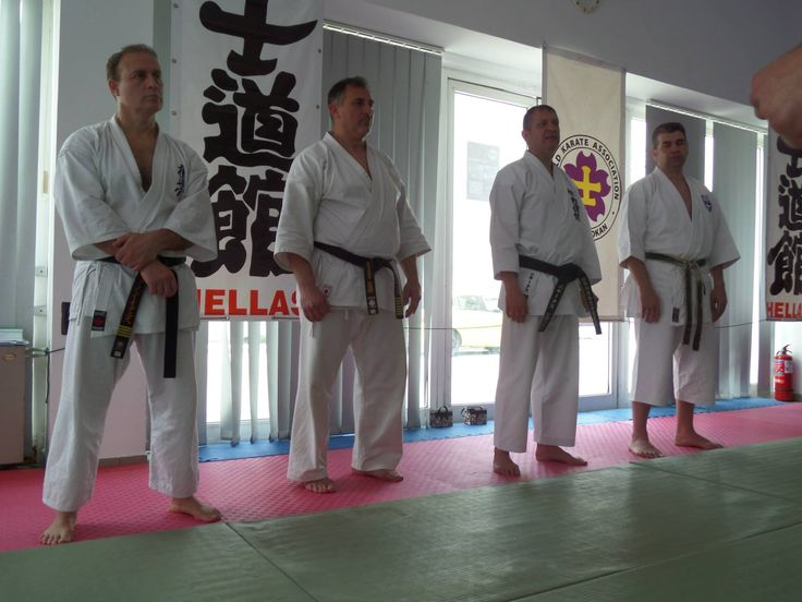 Την Κυριακή 19/04/2015  στις εγκαταστάσεις του Α.Σ. Βόλου Πήγασος πραγματοποιήθηκε σεμινάριο sport karate  και knock down με εισηγητές τον Πρόεδρο Eεπιτροπής Διαιτησίας της ΕΛΟΚ Shihan Ζαρουχλιωτη Νικήτα(Shotokan),τον Πρόεδρο της τοπικής Επιτροπής καράτε  Κεντρικής Ελλάδος  shidoin Ευθυμιάδη   Χαράλαμπο(Goju Ryu),τον Τεχνικό υπεύθυνο για την κεντρική Ελλάδα shihan Στεφάνου Ιωάννη(Kyokushinkai) και τον shihan Κατσουρα Ληο(Shidokan) .http://shidokanhellas.gr/Public/Entry01.Asp?Code=000141