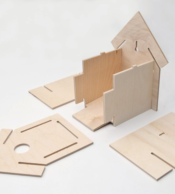 """The Original DIY Birdhouse Kit 