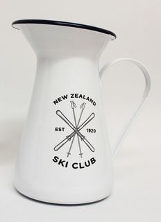 NZ SKi Club Jug