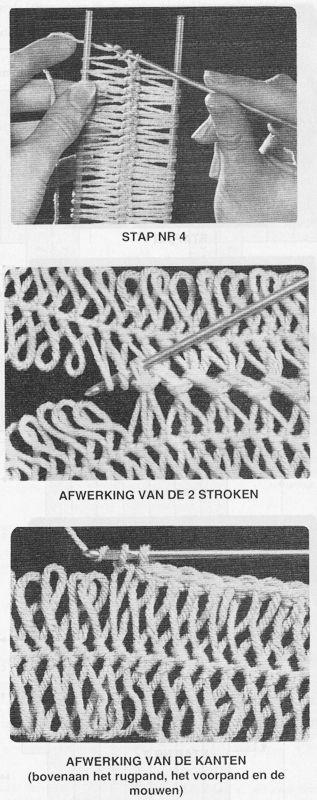 Guimpe haken - InternetWinkel Hobbydoos.nl