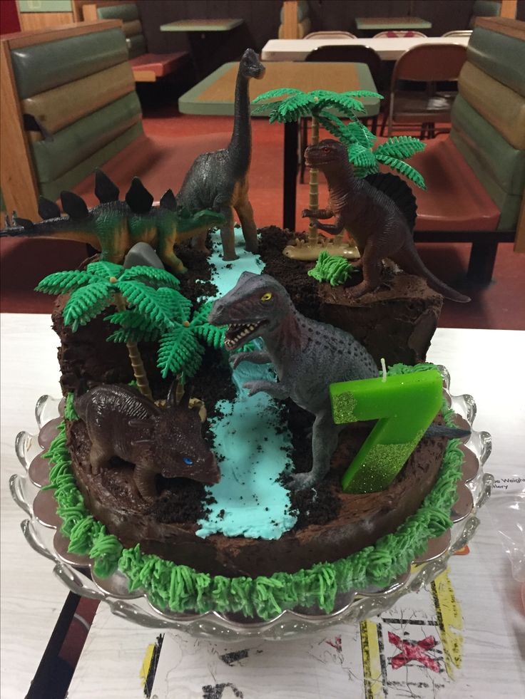 Dinosaur Cake Decorations Uk : 17 Best ideas about Dinosaur Cake on Pinterest Dino cake ...