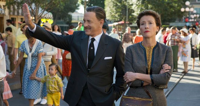 \'Saving Mr. Banks\' First Look: Tom Hanks as Walt Disney   Looking forward to this more than any other movie this year:)