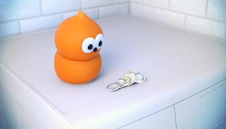 Zingy looks at money