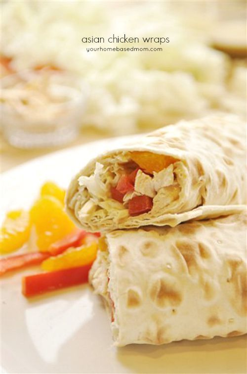 Best 25 asian chicken wraps ideas on pinterest asian for Thanksgiving fish recipes