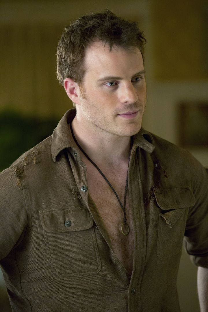 Vampire Fairy Warlow. Hate that he is dead, and that he was more evil than Bill and Eric were...Yum <3 True Blood