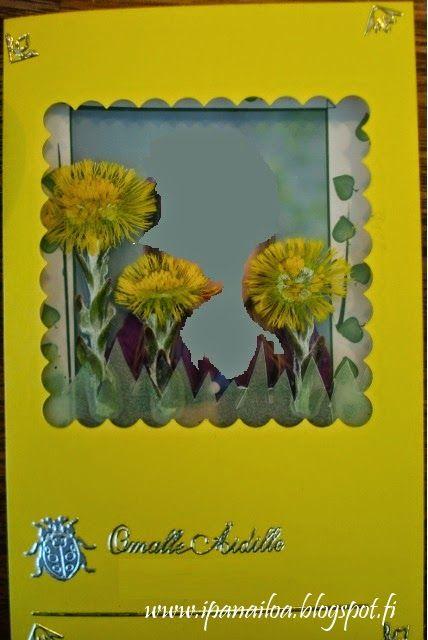 askartelua: äitienpäivä crafts: Mother's Day, card  Tarkoititko: askartelua: äitienpäiväkortti hantverk: mors dag, kort http://ipanaaskartelua.blogspot.fi/2014/05/aitienpaivakortti.html