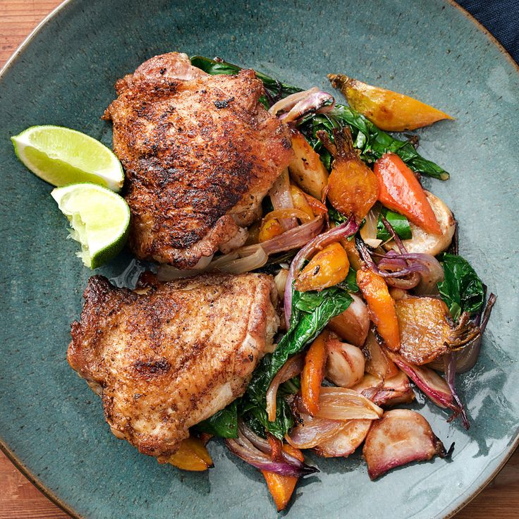 Are your weeknight chicken dinners on the last train to Yawnsville? Food Editor Rhoda Boone shows you how to make them a whole lot more interesting.