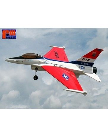 Avión Lockheed Martin F-16 Eléctrico