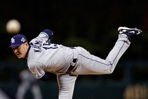 It appears the comeback is complete.     After spending time in the Independent Leagues with the Sugar Land Skeeters and more recently in the Winter Leagues honing his craft, Scott Kazmir is back.