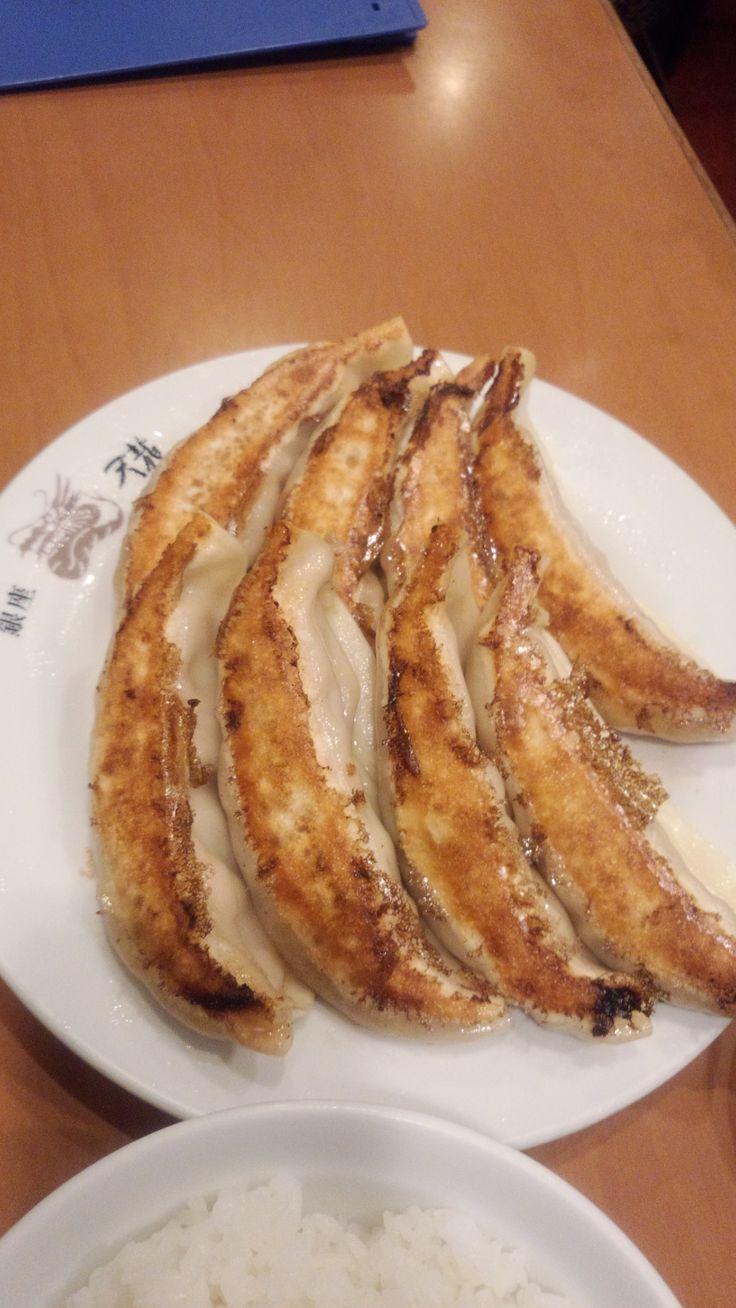 銀座天龍/餃子