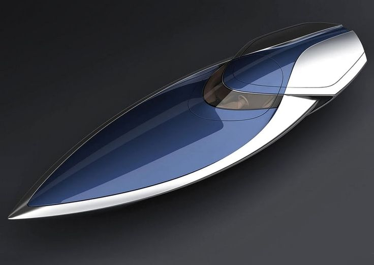 Bugatti Veyron Sang Bleu Yacht