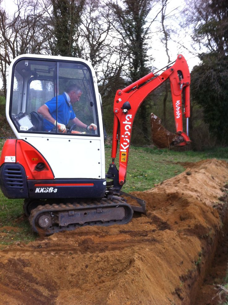 NGPS ltd is an Award winning Dorset based renewables installation  company who own their own mini digger, pipe spooler and pipe welding kit for ground source heat pump installations.