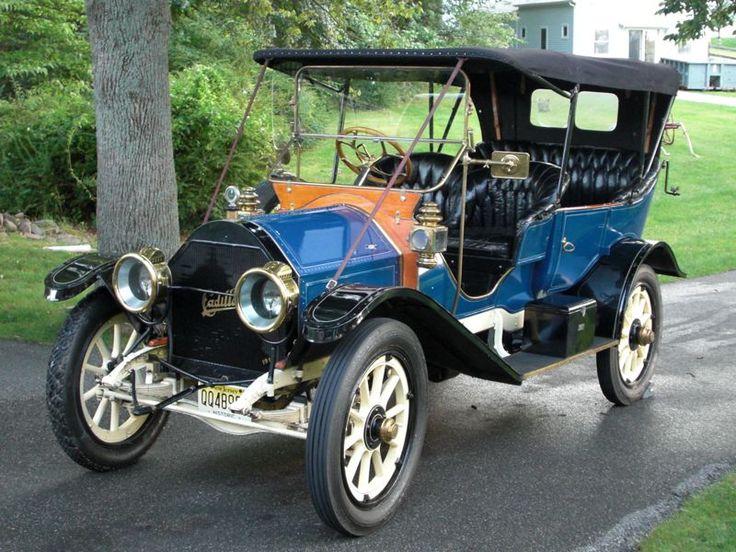 1911 Cadillac Model 30 - (Cadillac Motors, Detroit, Michigan 1902- present)
