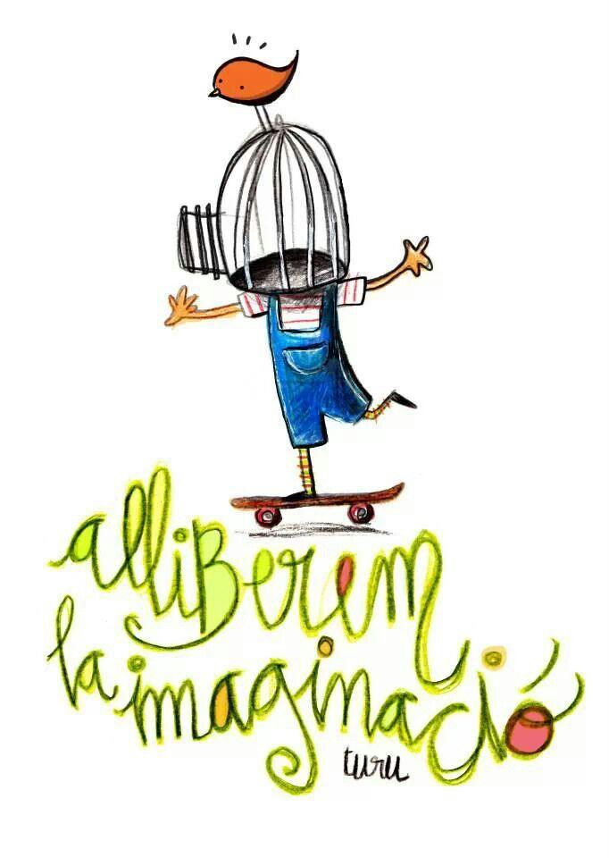 Alliberem la imaginació!