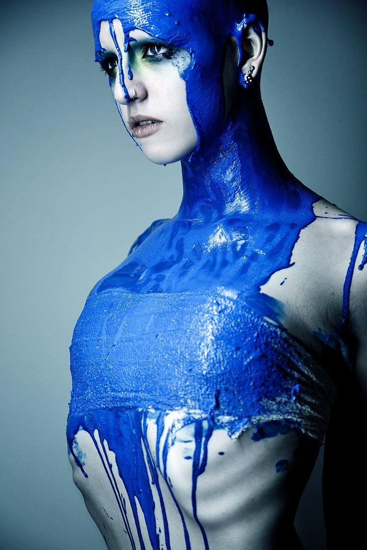 Bluebottles II by solitudoaeternus on DeviantArt