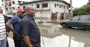 Gov Wike of Rivers state  Saturday July 22 2017 will be a day that will never be forgotten in a hurry by residents of Port Harcourt and Obio/Akpor Local Government Area of Rivers State. The reason is not farfetched; that was the day flood chased them out of the comfort of their homes. Not only did the flood deny most tenants sleep property owners dropped the toga of landlords and landladies to join in scooping water out of their various apartments. After hours of rainfall the entire city was…