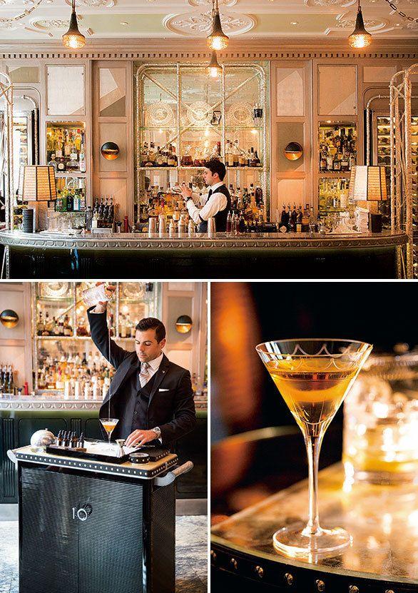 あのラルフ・ローレンもベタ惚れした ロンドンの高級ホテル「ザ・コノート」|ロンドン 麗しのレガシーホテル|CREA WEB(クレア ウェブ)