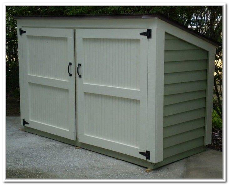 Best 25 outdoor bike storage ideas on pinterest bike for Diy outdoor bike storage