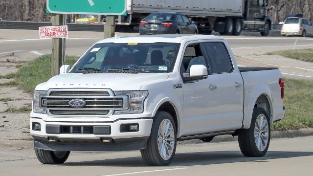 2019 Ford F 150 Limited Edition Price Release Date Concept Cars