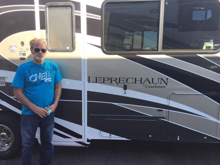 Congratulations and Best Wishes Everett on the purchase of your 2017 Coachmen Leprechaun!  We sincerely appreciate your business, Desert Autoplex RV and Robert Hines.