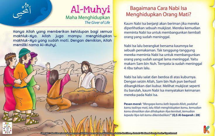 Kisah Asma'ul Husna Al-Muhyi