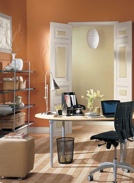 Orange Paint Ideas best 25+ orange paint colors ideas on pinterest | boys bedroom