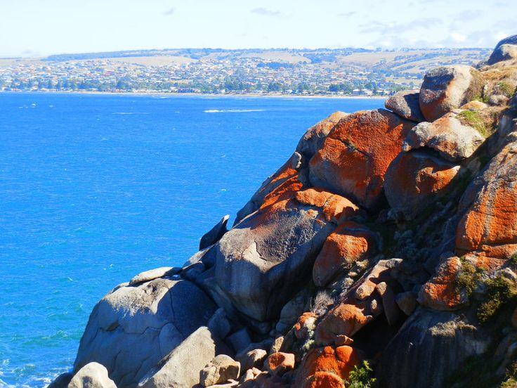Victor Harbor from Granite Island, South Australia