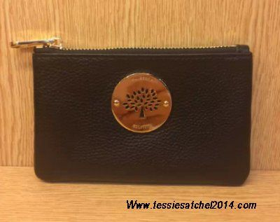 Latest Christmas gift-Mulberry daria pouch 2014 Black