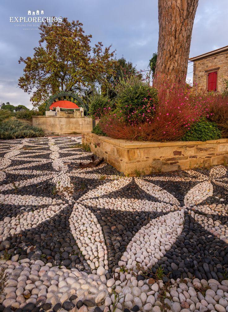 The most beautiful time to visit Kampos area  www.explorechios.gr https://www.facebook.com/explorechios.gr