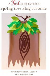 ideas para un disfraz casero de árbol | idisfraz | http://www.multipapel.com/familia-material-para-disfraces-maquillaje-bolsas-de-color.htm