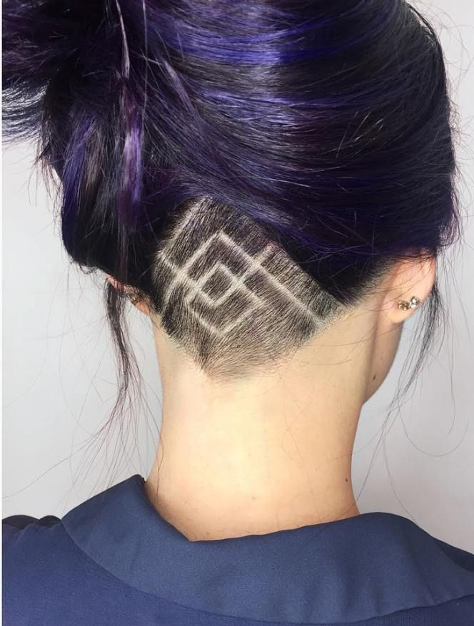30 Stunning Undercut Hair Designs You Will Love - Page 4 of 6 ...