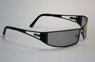 Visual World Products VWP 793573831620 Vantage Black, Stylish Universal 3D Passive Glasses by Visual World Products. $28.00. The Visual World Vantage glass (Black) feature the latest 3D lens material, which span the viewer's peripheral range, from temple to temple. The frame of the glasses is light and minimal, creating zero obstruction of screen visibility. One size fits all. Comes with protective fabric carrying case.. Save 30%!