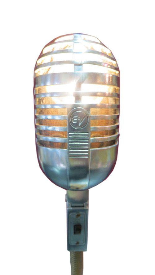 Electro Voice Cardyne I Mic Light