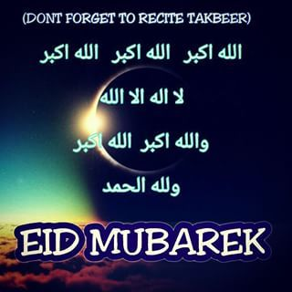 EID (TAKBEER)
