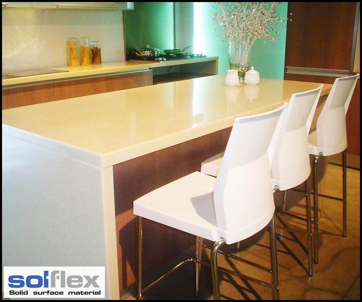 Solflex Solid Surface For Table Tops | Solflex Table Countertops |  Pinterest | Solid Surface