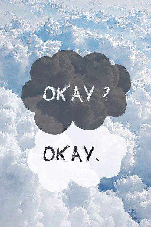 Okay Okay Wallpaper girly | Tumblr | Books...
