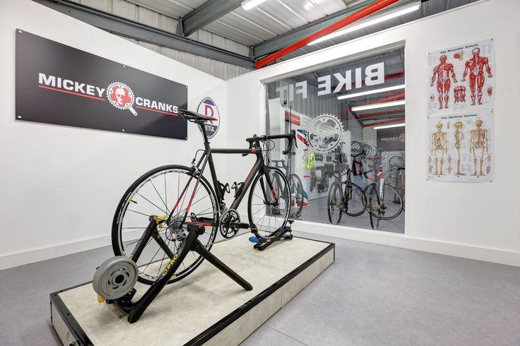 Bike fit platform