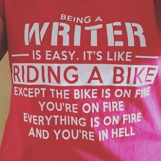 #writing #publishing #TrueStory